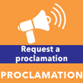 Proclamation Button